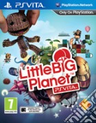 Little Big Planet PSVita game