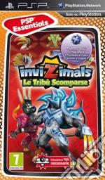 Essentials Invizimals Tribu' Scomparse game