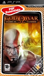Essentials God Of War: Chains of Olympus videogame di PSP
