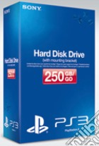 Sony Hard Disk 250GB PS3 game acc