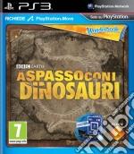 Wonderbook - A Spasso con i Dinosauri game