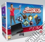 Playstation 3 320GB+Move+Sports C+2 Ctrl videogame di ACC
