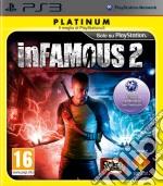 Infamous 2 Platinum videogame di PS3