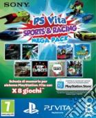 Memory Card 8GB PS Vita + S&R Voucher game acc