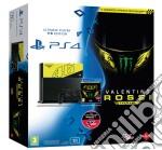 Playstation 4 1TB Valentino Rossi Ltd Ed game acc