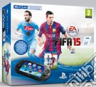 Ps Vita 2000 + Fifa 15 game acc
