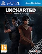 Uncharted: L'Eredita' Perduta game