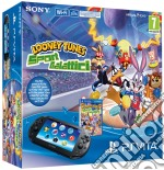 Ps Vita 2016+Looney Tunes:Galactic Sport game acc
