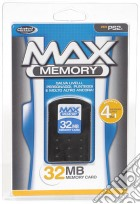 PS2 Memory card 32 Mb - DATEL game acc