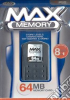 PS2 Memory card 64 Mb - DATEL game acc
