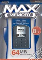 PS2 Memory card 64 Mb - DATEL game acc