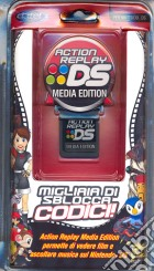 NDS Action Replay Media Edition - DATEL game acc