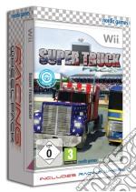 Super Truck Racer + Volante videogame di WII