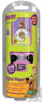 Lettore MP3 Scooby-Doo Memory 8GB game acc