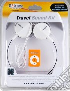 Lettore Audio+Cuffie+8Gb Memory game acc