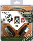 Cuffie Audio Military + MP3 memory 8GB game acc