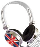 Cuffie Audio English Flag+MP3 memory 8GB game acc
