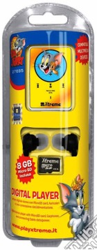 Lettore MP3 Tom&Jerry Memory 8GB game acc