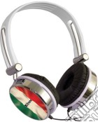 Cuffie Audio Italy flag game acc