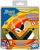 Cuffie Audio Daffy Duck con microfono game acc