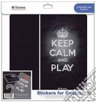 Stickers Keep Calm PS4 game acc