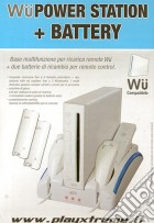 WII Power Station + 2 Batterie - XT game acc