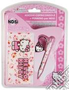 NDSi Hello Kitty Stylus + Sticker 2D game acc
