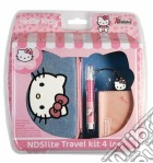 Travel Kit 4 in 1 Hello Kitty NDS game acc