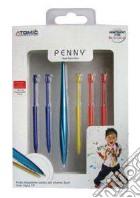 Set 5 pennini + 1 maxi pennino game acc