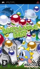 Bust a Move Ghost game