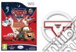 Cars Toon Mania + Volante videogame di WII
