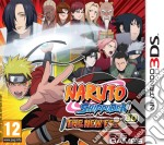 Naruto Shippunden 3D The New Era game