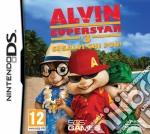 Alvin Superstar 3 videogame di NDS
