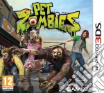 Pet Zombies videogame di 3DS