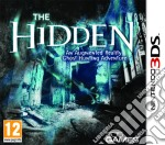 The Hidden videogame di 3DS