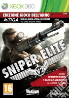 Sniper Elite Game of the Year Ed. game