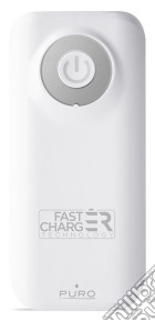 PURO Power Bank 5200 mAh Bianco game acc