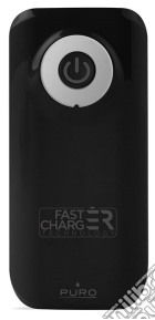PURO Power Bank 5200 mAh Nero game acc