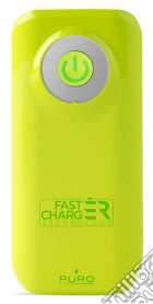 PURO Power Bank 5200 mAh Verde game acc