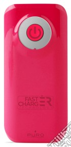 PURO Power Bank 5200 mAh Fucsia game acc