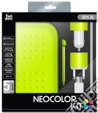 TWO DOTS Kit Color Green 3DS XL game acc