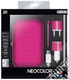 TWO DOTS Kit Color Pink 3DS XL game acc