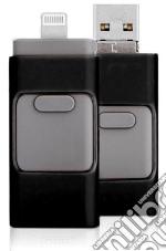 Flash Drive 3IN1 32GB nero