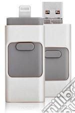 Flash Drive 3IN1 32GB grigio