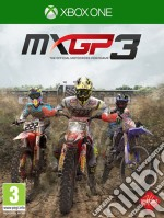 MXGP3 - The Official Motocross Videogame game