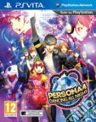 Persona 4: Dancing All Night game