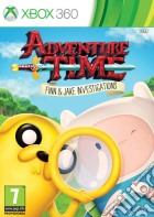 Adventure Time Finn & Jake Investigation game
