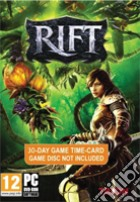 Rift Game Time Card 30gg game acc