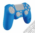 TRUST GXT 744B Rubber Skin - Blue PS4 game acc