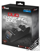 TRUST GXT 245 Duo Charging Dock PS4 game acc